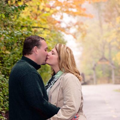 Ashley & Eric::Kalamazoo Area Engagement Photographer