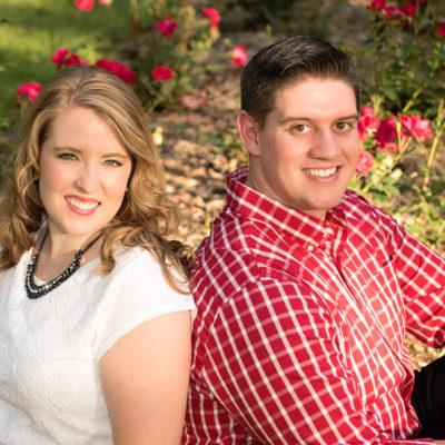 Little Rock, AR   Engagement Photography   Rich & Tabby
