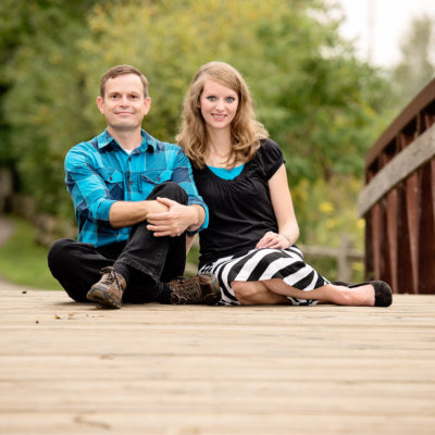 Little Rock, AR | Engagement Photography | Don & Bethany