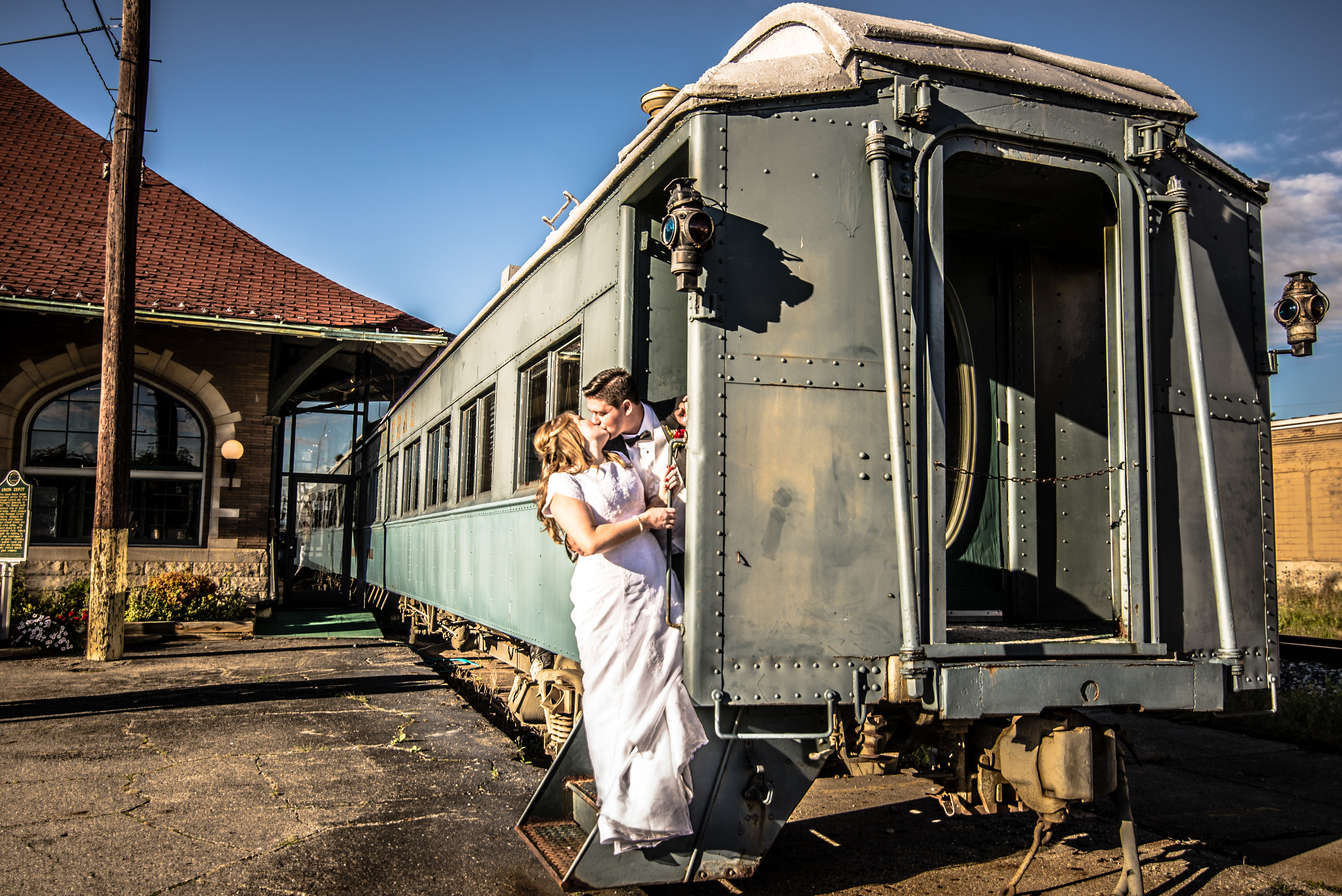 Little Rock, AR |Wedding Photography | Rich & Tabby Wedding