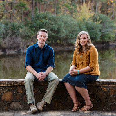 Little Rock, AR | Senior Photography | Brother & Sister
