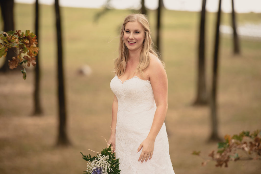 Bridals before ceremony